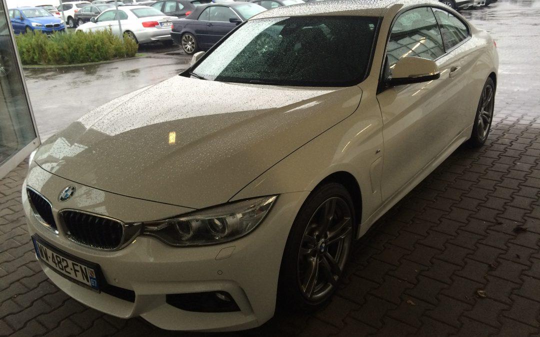 BMW 430D Coupé