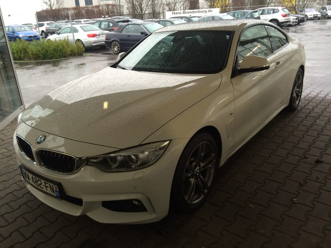 BMW 430D Coupe