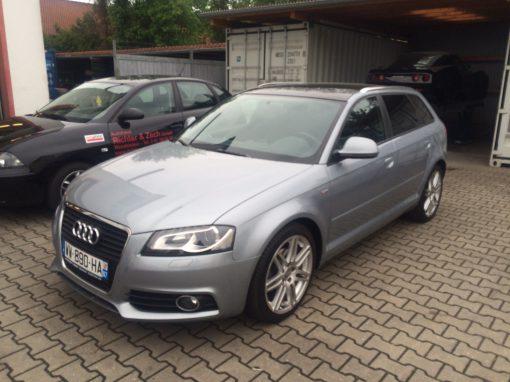 Audi A3 S-Line – 77222km