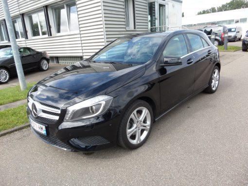 Mercedes Classe A 180 – 2014 – 14 950 km