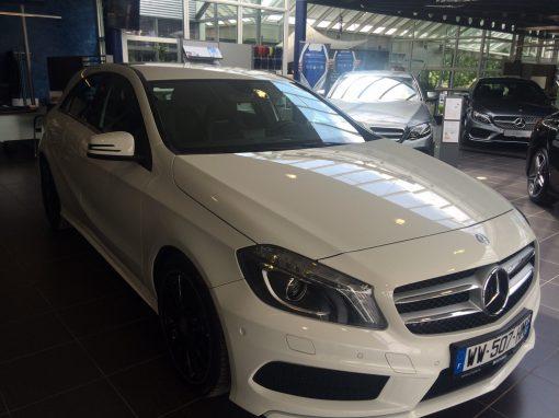 Mercedes Classe A 180 AMG – 2014 – 9 225 km
