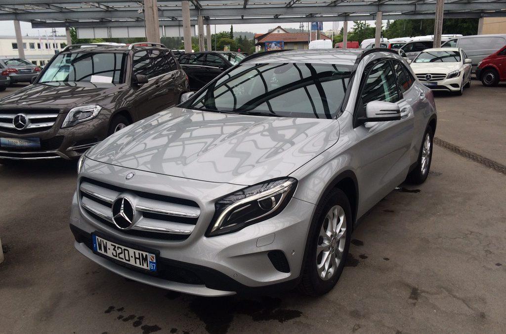 Mercedes GLA 200 – 2014 – 17 648 km