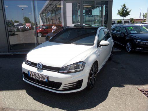 Volkswagen Golf VII GTD – 2015 – 11 328 km