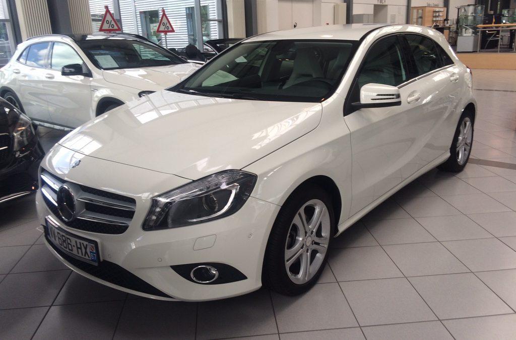 Mercedes-Benz Classe A 180 – 2015 – 7 139 km