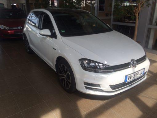 Volkswagen Golf VII – 2015 – 9 161 km