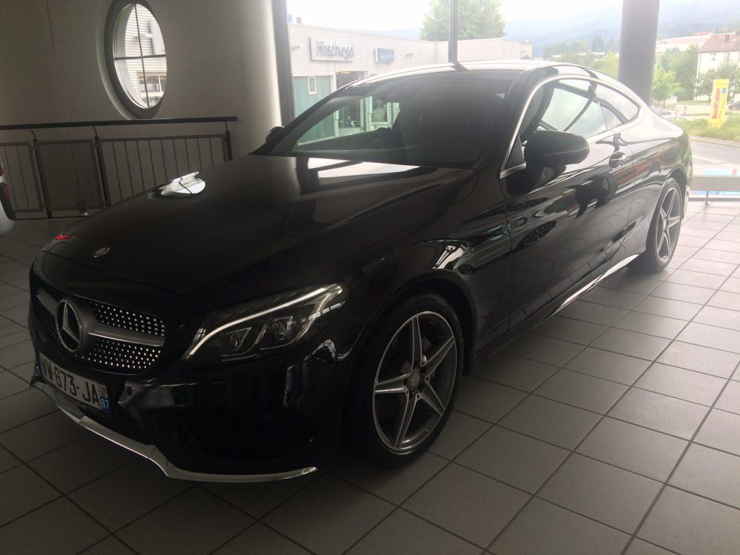 Mercedes Classe C220 Coupé