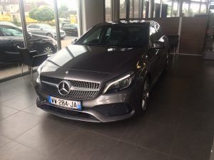 Classe A180 AMG Allemagne