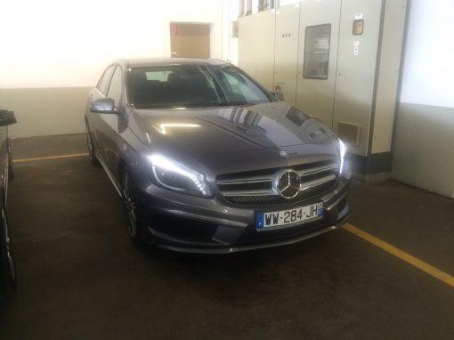 Mercedes Classe A180 – 2015 – 14 500 km