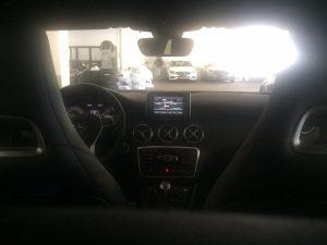 Mercedes Classe A180 Grise