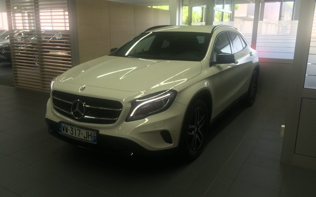 Mercedes GLA 200 AMG – 2015 – 17 500 km