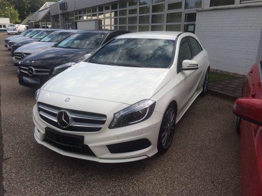 Mercedes-Benz Classe A 180 – 2015 – 9 464 km