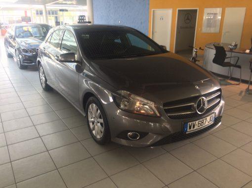 Mercedes-Benz Classe A 180 – 2014 – 7 798 km