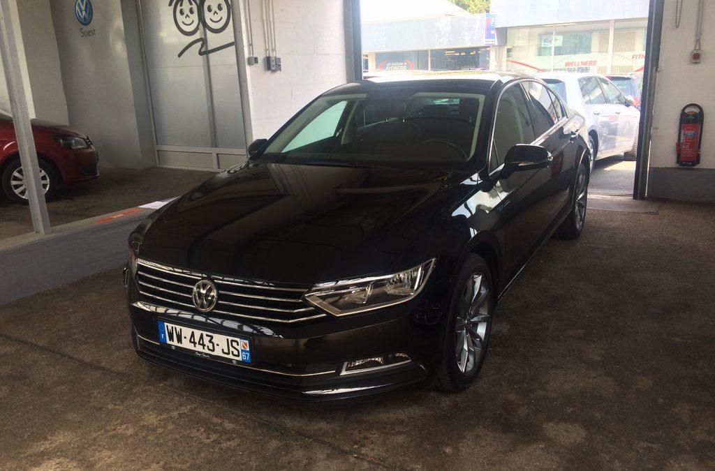 Volkswagen Passat DSG – 2015 – 8 841 km