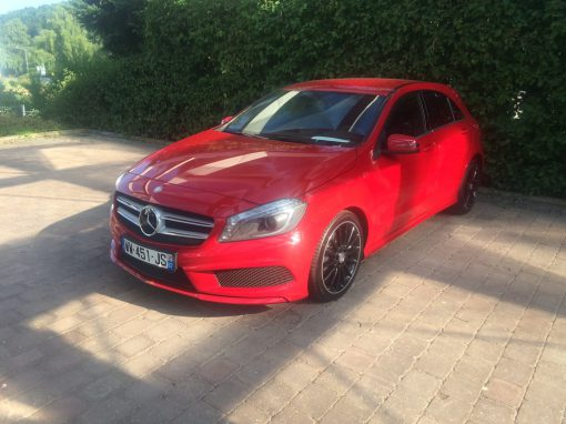 Mercedes-Benz Classe A 180 – 2013 – 30 931 km