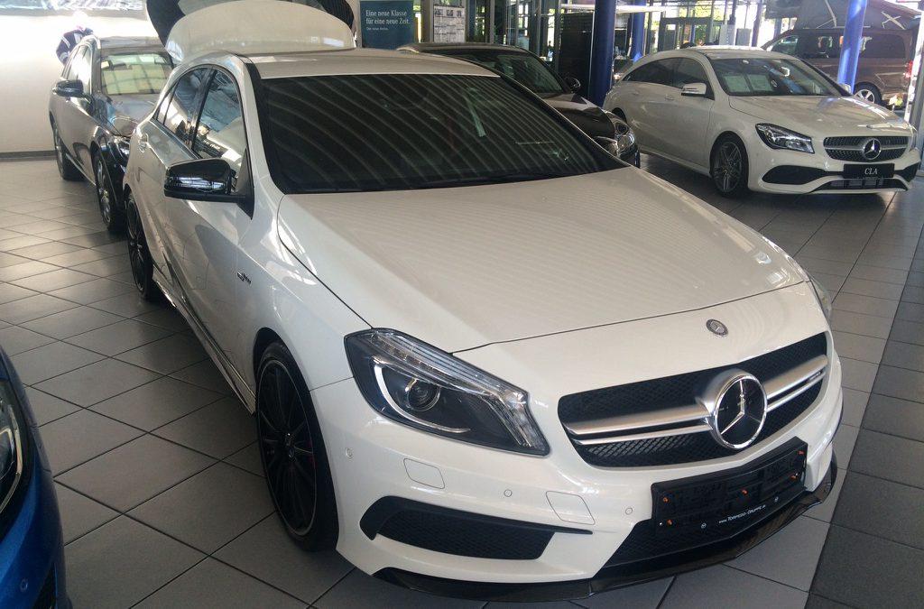Mercedes-Benz Classe A 45 AMG – 2014 – 18 568 km