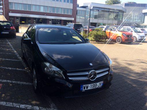 Mercedes-Benz Classe A 180 – 2013 – 12 451 km