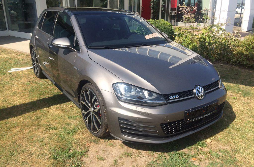 Volkswagen Golf VII GTD – 2015 – 10 849 km