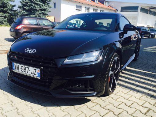 Audi TT S 2.0 TFSI Quattro – 2016 – 5 970 km