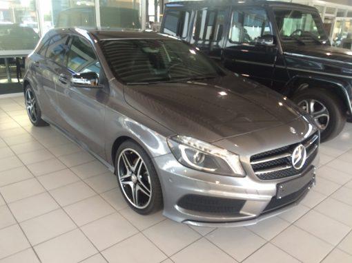Mercedes-Benz Classe A 180 AMG – 2013 – 46 315 km