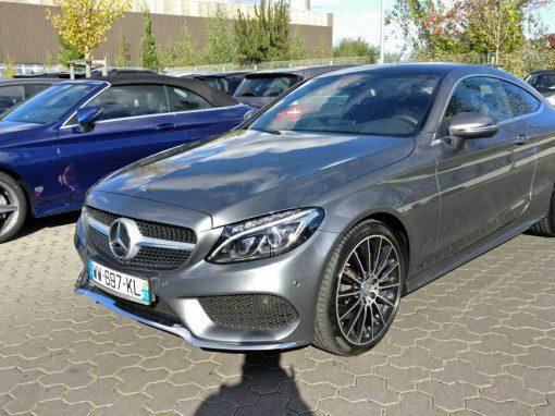 Mercedes-Benz Classe C 200 Coupé – 2016 – 6 364 km