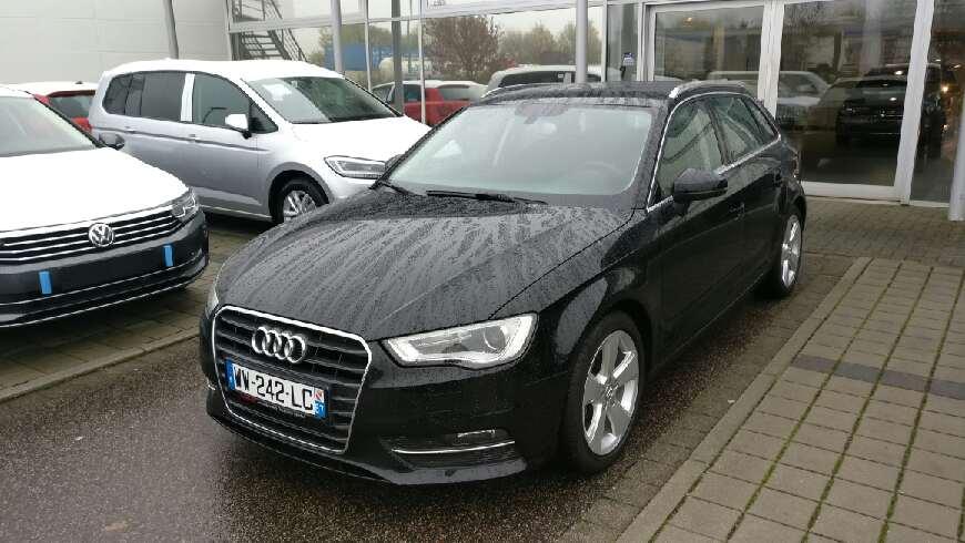Audi A3 Sportback Ambition – 2013 – 77 764 km