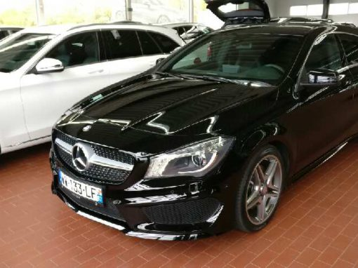 Mercedes-Benz CLA 220D Shooting Brake – 2016 – 22 296 km