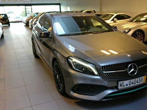 Mercedes-Benz Classe A 200 – 2016 – 7 559 km