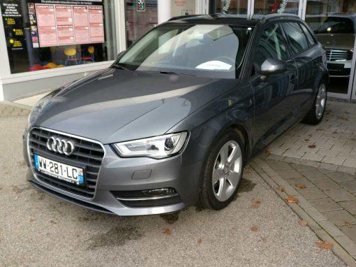 Audi A3 Sportback Ambition – 2015 – 26 191 km