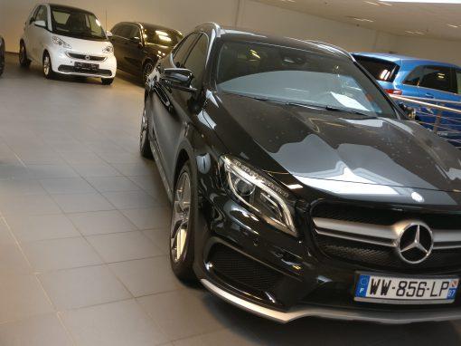 Mercedes-Benz GLA 45 AMG – 2016 – 6 192 km