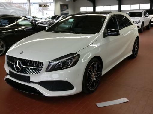 Mercedes-Benz Classe A250 – 2015 – 14 556 km