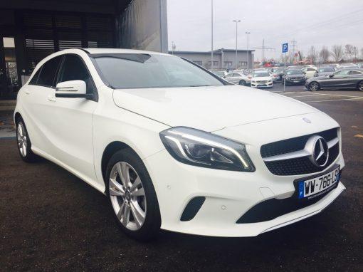 Mercedes-Benz Classe A 200 CDI Urban – 2016 – 10 187 km