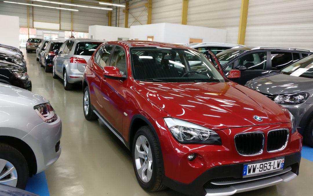 BMW X1 – 2010 – 38 295 km