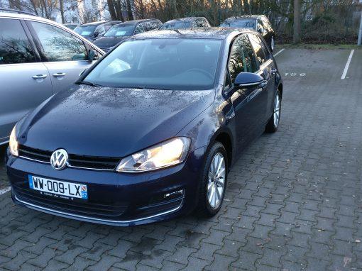 Volkswagen Golf VII TDI – 2015 – 26 246 km