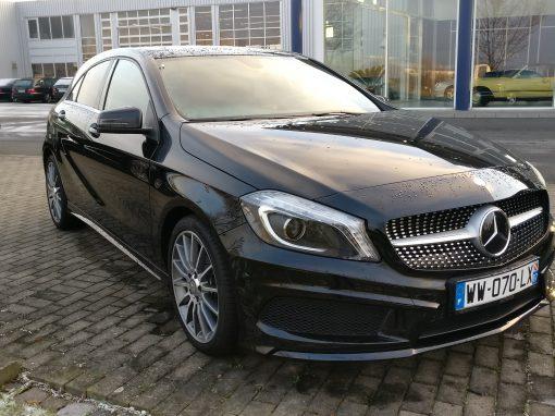 Mercedes-Benz Classe A200 – 2015 – 11 102 km