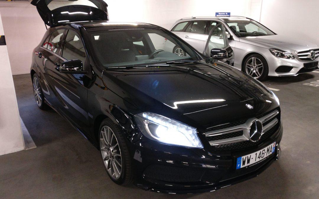 Mercedes-Benz Classe A 200 – 2013 – 45 020 km