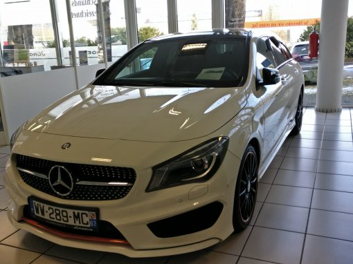 Mercedes-Benz CLA 200 Shooting Brake – 2015 – 7 022 km