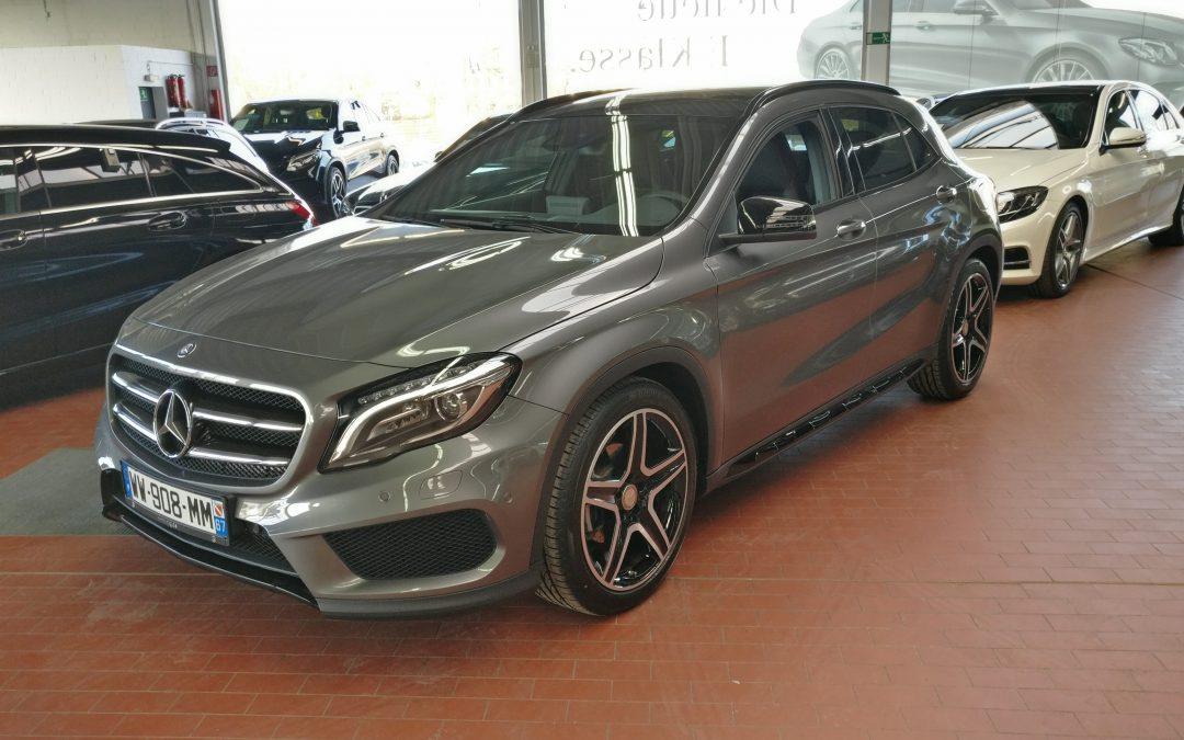 Mercedes-Benz GLA 200 – 2015 – 6 016 km