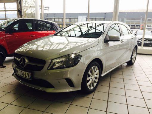Mercedes-Benz Classe A 180 – 2015 – 14 226 km