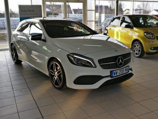 Mercedes-Benz Classe A 180 – 2015 – 7 990 km
