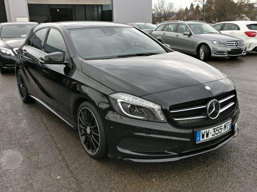 Mercedes-Benz Classe A 200 – 2014 – 25 000 km
