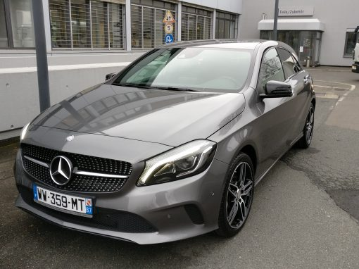 Mercedes-Benz Classe A 180 – 2015 – 12 453 km