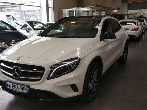 Mercedes-Benz GLA 180 Urban – 2015 – 7 260 km