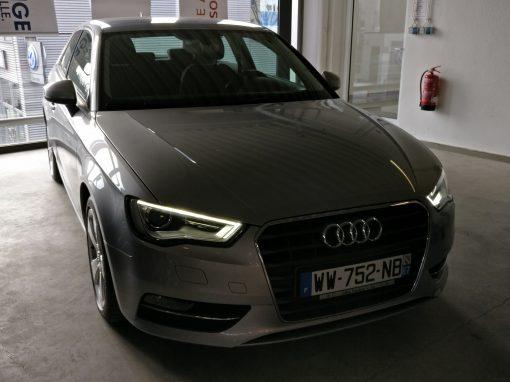 Audi A3 – 2016 – 17 839 km