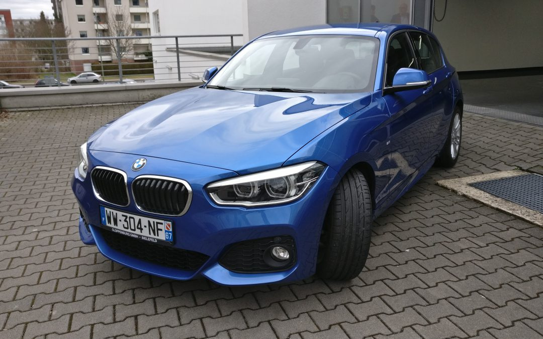 BMW 120D Pack M – 2015 – 13 300 km