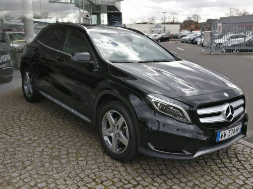 Mercedes-Benz GLA 250 – 2016 – 8 237 km