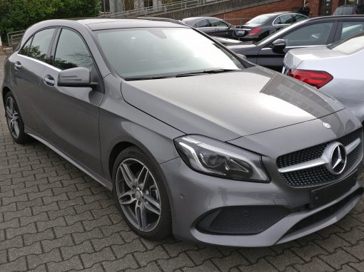 Mercedes-Benz Classe A 180 AMG – 2016 – 5 588 km