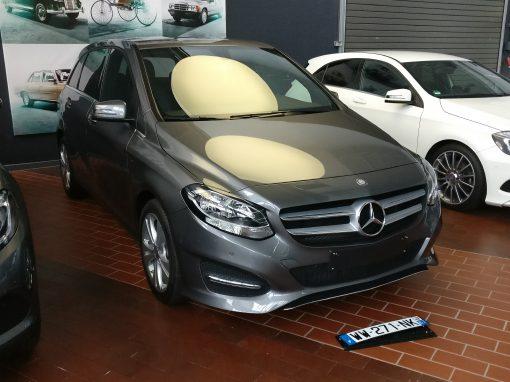 Mercedes-Benz Classe B 180 CDI – 2015 – 14 292 km