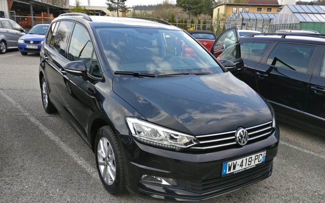 Volkswagen Touran – 2016 – 24 071 km