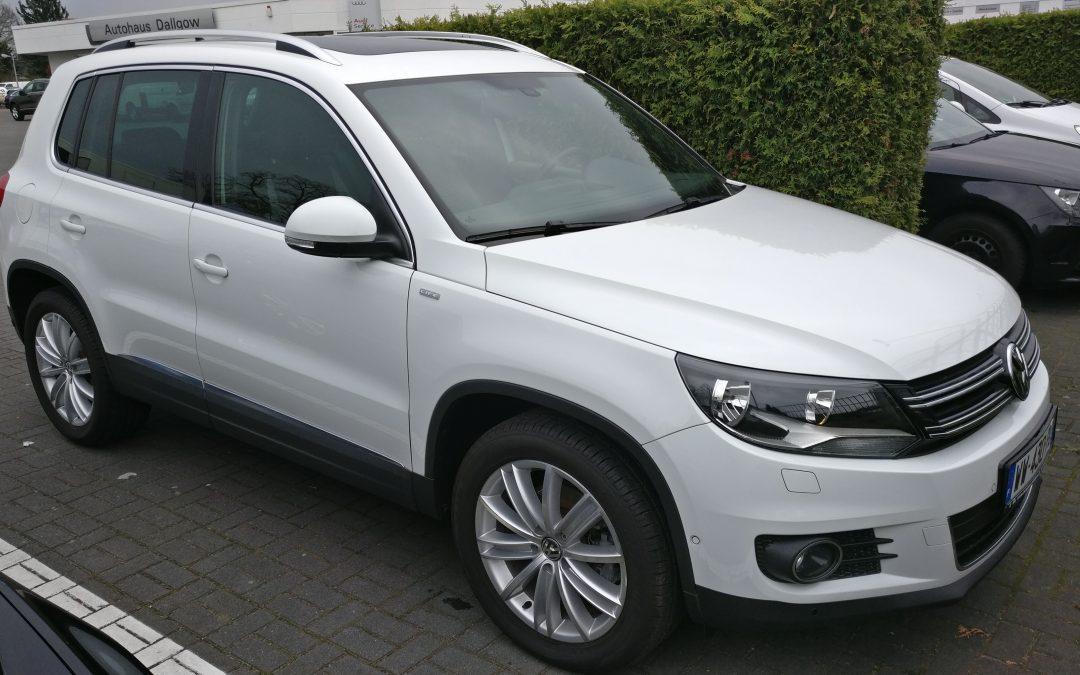 Volkswagen Tiguan – 2014 – 38 586 km