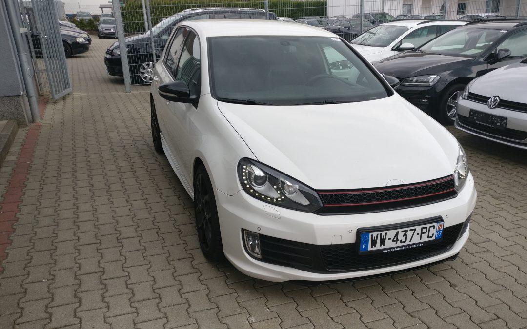 Volkswagen Golf – 2011 – 60 666 km